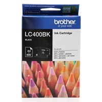 Tinta Printer Brother Ink Cartridge LC-400 BK - Hitam