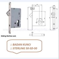 Badan Kunci Sterling 50-SD-50