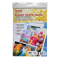 Glossy Photo Paper GSP-A4-120 Joyko