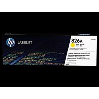 Toner Printer Cartridge HP Original LaserJet 826A - CF312A - Kuning