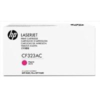 Toner Printer Cartridge HP Original Contract LaserJet 653A - CF323AC - Magenta