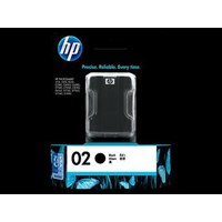 Tinta HP Original Ink Cartridge 02 AP - C8721WA - Hitam