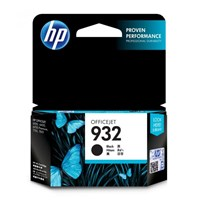 CATRIDGE PRINTER HP 932 Black Officejet Ink Cartridge