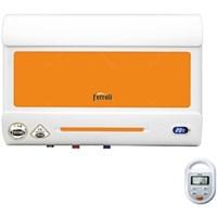 Pemanas Air Listrik - Orange [30 Liter/3 Watt] + Remote Control Ferroli Duetto DEDA