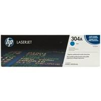 Toner Printer Cartridge HP Original LaserJet 304A - CC531A - Cyan