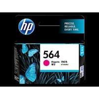 Tinta HP Original Ink Cartridge 564 - CB319WA - Magenta
