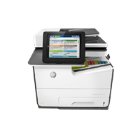 Printer HP PageWide Color MFP 586dn