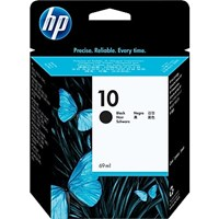 Tinta Printer HP No 10 Large Black Ink Crtg C4844A