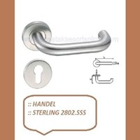 Gagang Pintu Sterling 2802-SSS