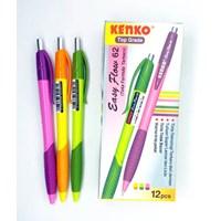 Pulpen Kenko Easy Flow 62