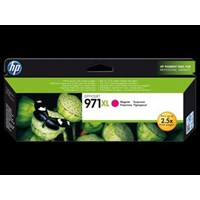 Tinta Printer HP Ink Cartridge CN627AA 971 - XL- Magenta