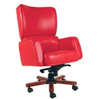 Kursi Kantor Chairman Premier Collection PC 9010 - Merah - Inden 14-30 Hari