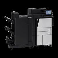 HP LaserJet Enterprise MFP Flow M830z