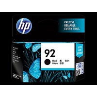 Tinta Printer HP Original Ink Cartridge 92 AP - C9362WA - Hitam