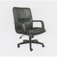 Chairman Premier Collection Kursi Kantor PC 9130BAC - Hitam - Inden 14-30 Hari