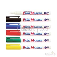 Spidol Permanen Paint Marker Hijau Artline 444XF
