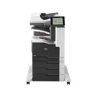 Printer LaserJet Color HP 700 MFP M775f