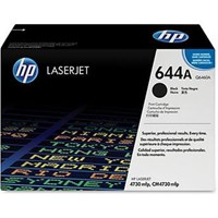 Toner Printer Cartridge HP Original LaserJet 644A - Q6460A - Hitam