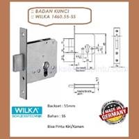 Badan Kunci 1460/55-SS Wilka