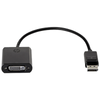 Adapter HP Display Port to DVI (Peach)