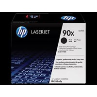 Toner Printer Cartridge HP Original High Yield  LaserJet 90X - CE390X - Hitam