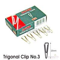 Joyko Trigonal Clip No. 3