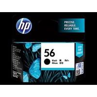 Tinta Printer HP Original Ink Cartridge 56 - C6656AA - Hitam