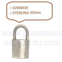Gembok Sterling 60 mm