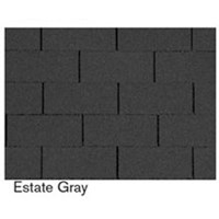 GENTENG / ATAP OWENS CORNING IMPOR USA  Classic Super Estate Gray (abu-abu)