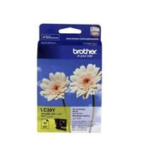 Tinta Printer Brother Ink Cartridge LC-39-Y Untuk DCP-J125/DCP-J315W - Kuning