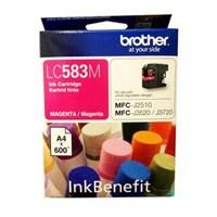 Tinta Printer Brother Ink Cartridge LC583 - Magenta