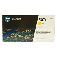 Toner Printer Cartridge HP LaserJet 507A - CE402A - Kuning