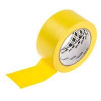 Floor Marking Tape 3M 764 Yellow