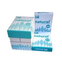 Kertas HVS Natural A4 70 gram - 1 Box isi 5 Rim