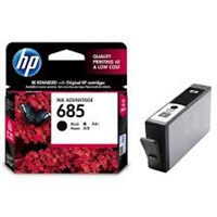 Tinta Printer HP 685 Black Ink Cartridge CZ121AA