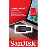 SanDisk Cruzer Blade USB Flash Drive 16GB (SDCZ50-016G-E11)