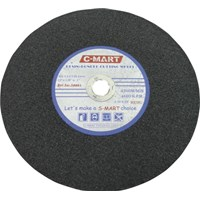 Abrasing cutting wheel single layer fibre woven CA0084-04-1.0