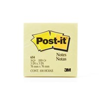 Post-It Note / Sticky Note 3M Warna Neon 654-5PK