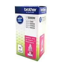 Tinta Printer Brother Ink Cartridge BT 5000M Untuk DCP-T500/DCP-T800 - Magenta