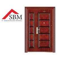 Pintu Besi Baja Tipe GB241-1