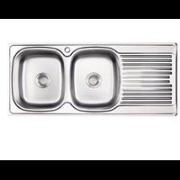 Kitchen Sink Teka 2B 1D Linea Valencia