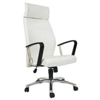 Chairman Premier Collection Kursi Kantor PC 10010 LC - Leather - Putih - Inden 14-30 Hari