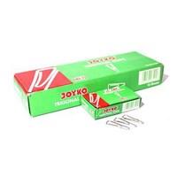 Joyko Paperclip Trigonal No. 1 - Silver - 1 Pak Isi 10 Pcs