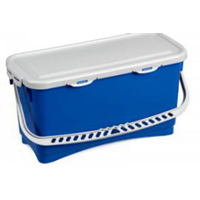 Top Down Bucket 20 Lt With Handle & Cover 55 x 24 x 27 cm