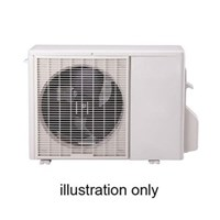 Ac Outdoor Panasonic 1/2Pk Low Watt Cs-Kn5rkj