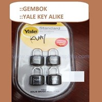 Gembok Key Alike Yale