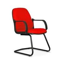 Kursi Kantor HighPoint HP 69 - Merah - Inden 14-30 Hari