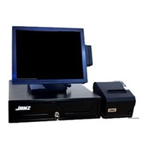 Mesin Kasir Pos JZ-TE230/OS+drawer 171+printer pt250