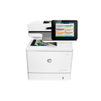 Printer LaserJet HP Enterprise 500 Color MFP M577dn