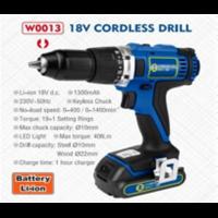 Mesin Bor tanpa kabel 18V